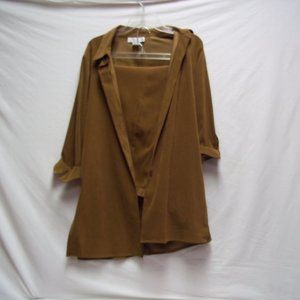 Brown Outfit Size Medium/10